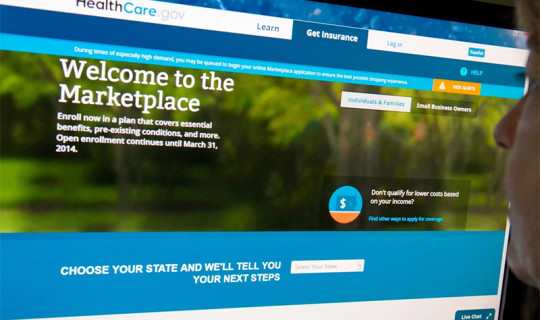 Administration warns some could lose health-care coverage on federal exchange